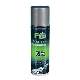F100 puhdistusaine ketjuille spray 300 ml , musta